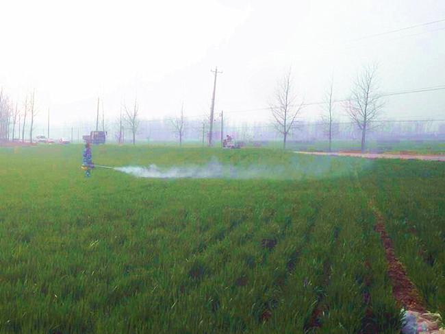 3月14日,惠富强携手安徽金色家园全程社会化服务有限公司在泗县陡沟镇